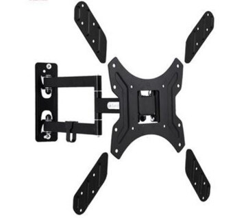 "Loctek LCD LED Flat Tilt Corner HD TV Wall Mount Bracket with Extended Panel Fit for 26""~50"""