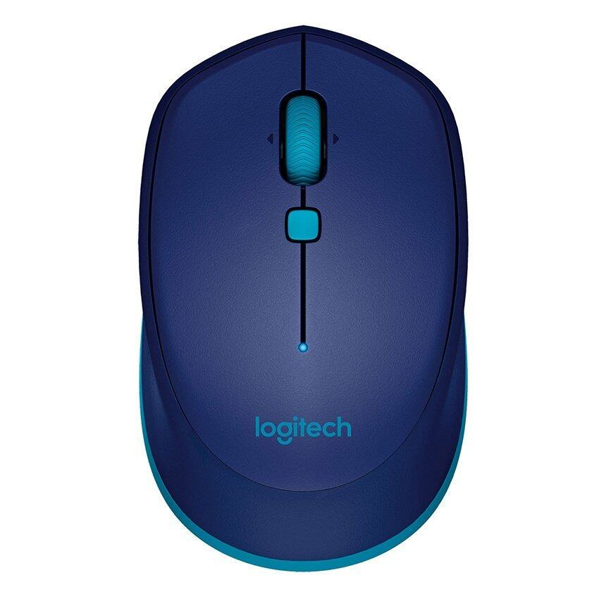Logitech Bluetooth Mouse รุ่น M337 (Blue)