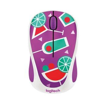 LOGITECH Wireless Mouse Party Collection รุ่น M238 (Cocktail)