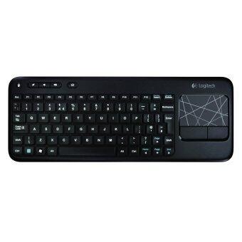 Logitech Wireless Touch Keyboard K400r - AP windows 8