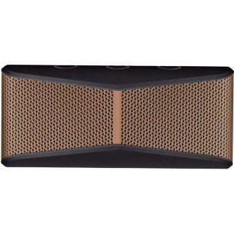Logitech X300 Mobile Speaker (Black /Brown Grill)