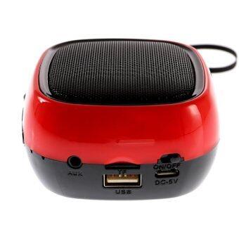 ประเทศไทย Magictech Speaker Bluetooth (Y6) Red