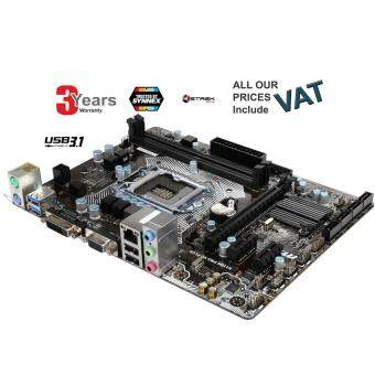 MAINBOARD (เมนบอร์ด) MSI 1151 H110M PRO-VD PLUS SATA 6Gb/s USB 3.1 Micro ATX Motherboard - Intel-3 YEARS (By Synnex,Strek)