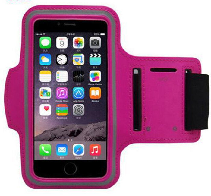 Marvogo 4.7 Boys and Girls Sports Arm Package for Iphone6/6S Mobile Phone Arm Bag Band(R ...