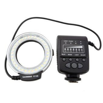 Meike FC-100 Macro Ring Flash/Light for Canon EOS 650D 600D 60D 7D 550D 1100D T4i T3i T3