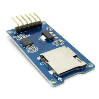 Micro SD Card Micro SDHC Mini TF Card Adapter Reader Module - intl