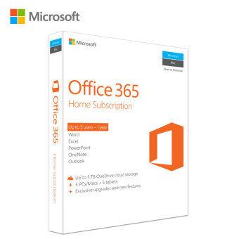Microsoft Office 365 Home 32-bit/x64 P2