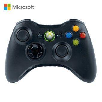 Microsoft Xbox 360 Controller Wireless (Black)