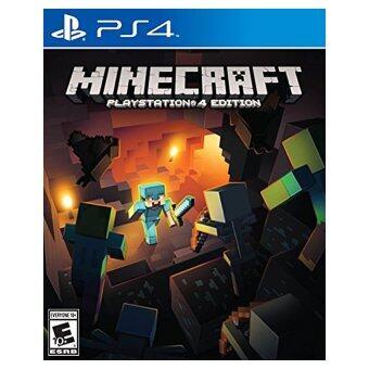 Minecraft - PlayStation 4 - Intl