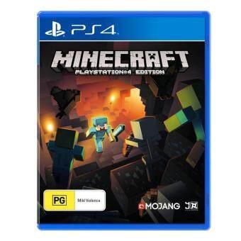 Minecraft Playstation4 Edition PS4