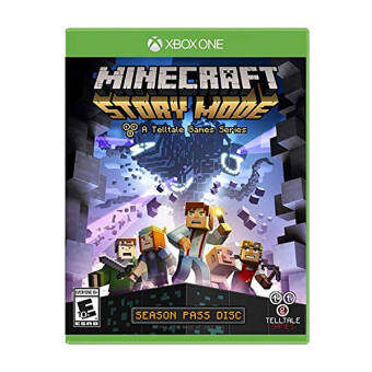 Minecraft: Story Mode - Season Disc - Xbox One (Intl)