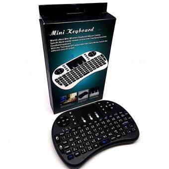 Mini Wireless Keyboard 2.4 Ghz Touchpad