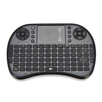 Mini Wireless Keyboard Mouse with Touchpad for PC Android TV HTPC - intl