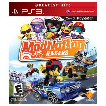 Modnation Racers - PlayStation3 (Greatest Hits) - intl