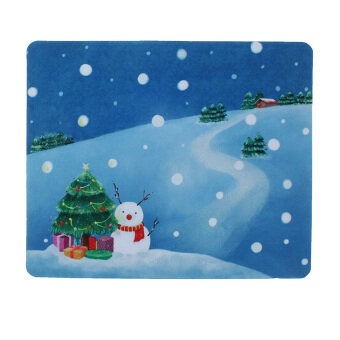 Mouse pad Snowman - intl