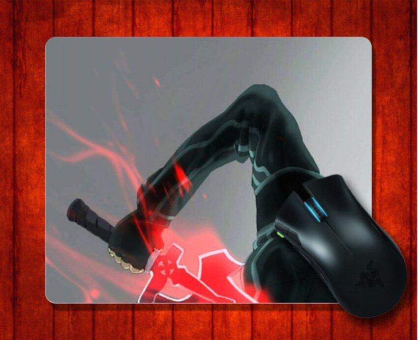 MousePad Sword Art Online SAO Kirito for 240*200*3mm Mouse mat Gaming Mice