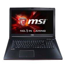 "MSI Gaming Notebook GP72 6QF w/ single backlight KB 17.3""/ i7-6700HQ+HM170/2G/1T/960M (GTX960M 2GB GDDR5)"
