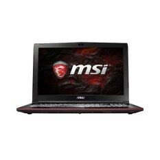 MSI แล็ปท็อป รุ่น GP62MVR 7RF-428XTH Leopard Pro/i7-7700HQ, GTX1060