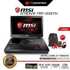 MSI GT83VR 7RF-235 RedStar