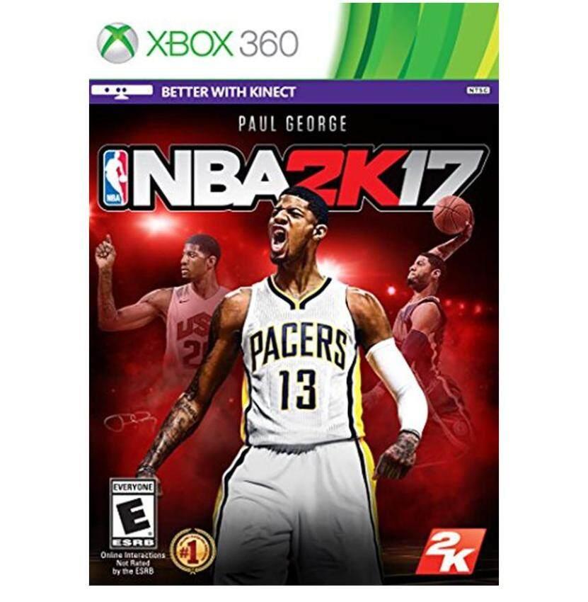 NBA 2K17 Standard Edition - Xbox 360 - intl