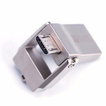 New Metal OTG 001 USB 2.0 Flash Drive 4GB 8GB 16GB 32GB USB Pen Drive USB Key Pendrive-4GB - Intl