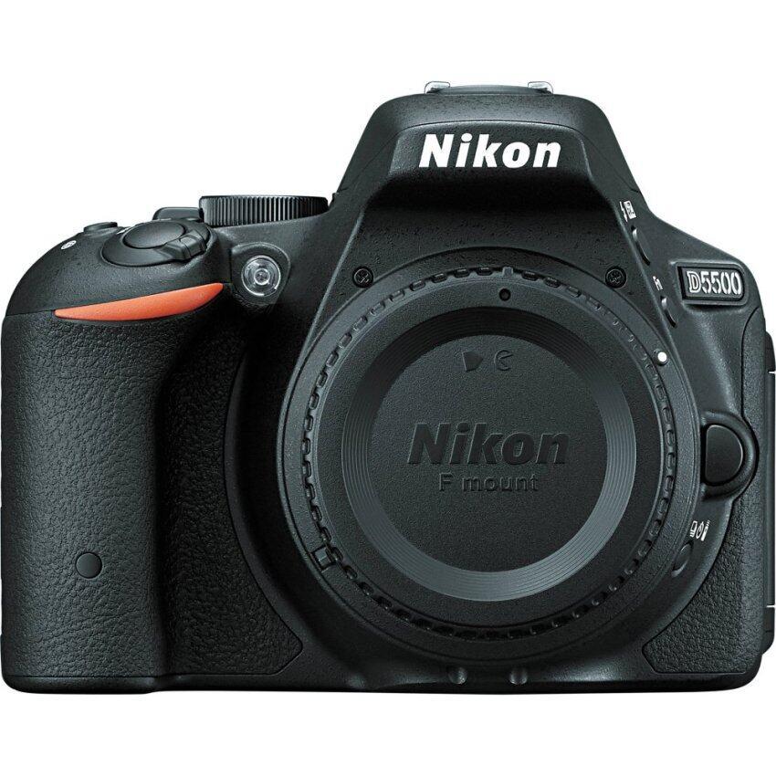 Nikon D5500 Body - Black ...
