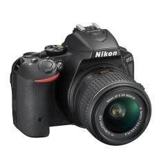Nikon D5500 kit 18-55 VR - Black image