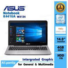 Notebook Asus K441UA-WX134 (Silver)