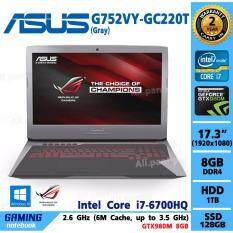 Notebook Asus ROG G752VY-GC220T (Gray)