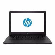 Notebook HP 14-bs544TU ฟรี กระเป๋า สะพาย 1 ใบ HP ราคา 799 - (Black)