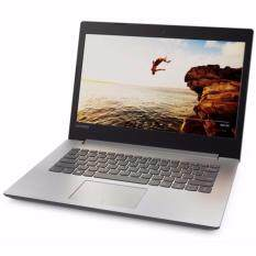 NOTEBOOK LENOVO IDEAPAD 320-14AST AMD A4-9120 4GB DDR4 500GB DOS (80XU002KTA) PLATINUM GREY
