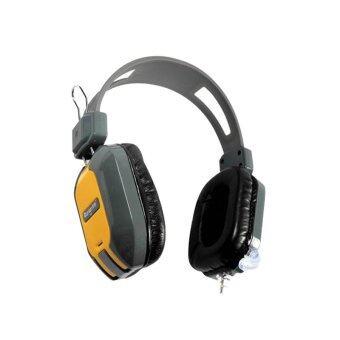NUBWO หูฟังหมาป่า Qinlian รุ่น HEQL-A5 (สีเหลือง) no pack