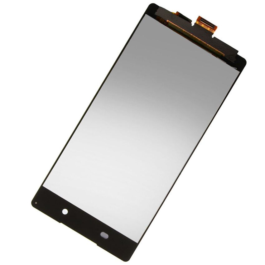 OEM LCD Display Touch Screen Digitizer Assembly For Sony Xperia Z4 Black ...