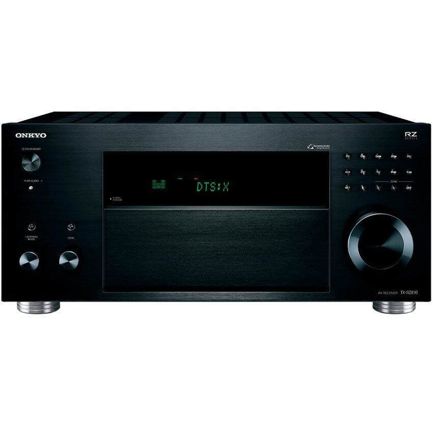 ONKYO TX-RZ810 7.2-Channel Network A/V Receiver (Black) image
