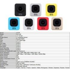 Original SJCAM M10 Wifi Cube Mini DV Full HD 1080P 12M Diving 30M Car DVR Outdoor PC Action Sports Camera with Waterproof Case - intl