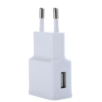 Original Split Charger USB Travel Wall Adapter 5V 2A for Samsung Galaxy S4 I9500 S3 Note2 EU Plug