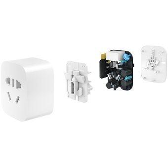 Original Xiaomi Mi Smart Power Socket Plug Wifi Remote Control Intelligent Plug Socket - Intl