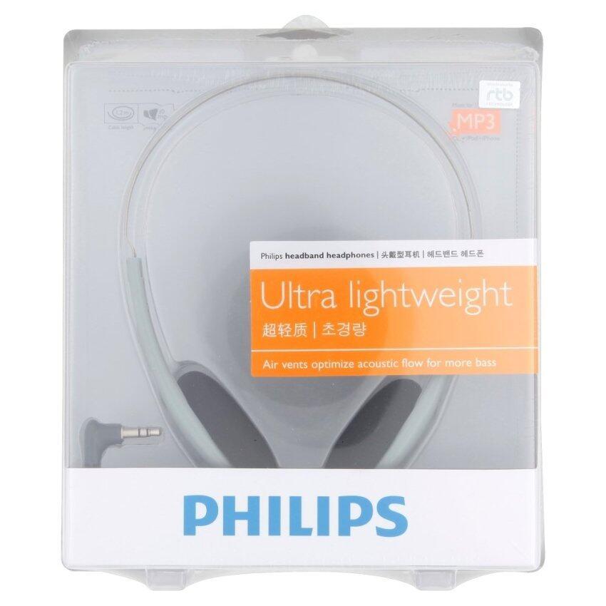 PHILIPS SBCHL140 HEADPHONE - White