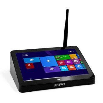 PIPO X8 TV Box Wi-Fi Intel Z3736F Quad Core 32G for Android 4.4 Tablet (EU Plug) - intl