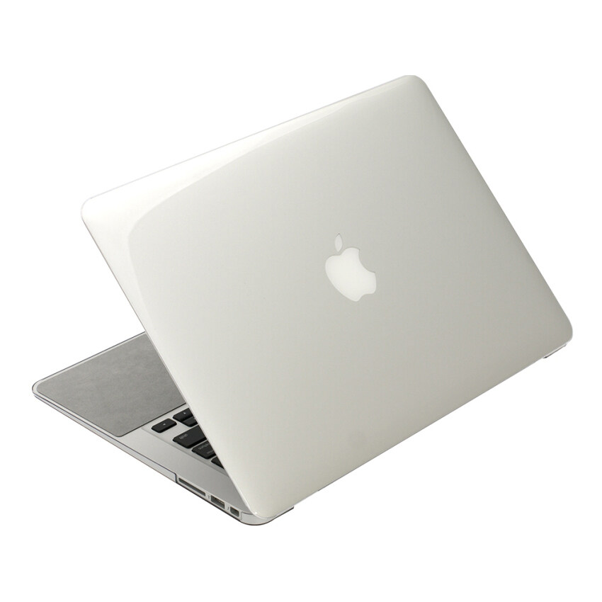 Power Support Casing for MacBook Air 13 inch Air Jacket Clear