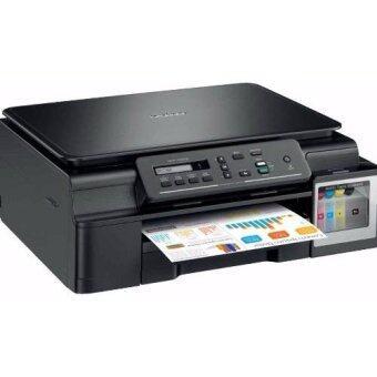 ปริ้นเตอร์ Printer Brother DCP-T500W แถมหมึกฟรี 1 ชุด