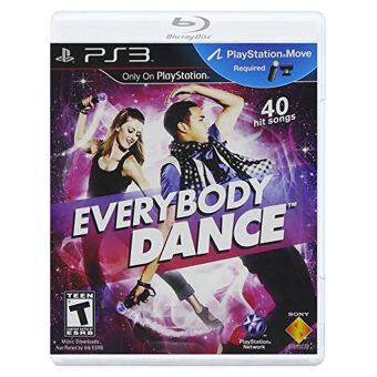 PS3 Everybody Dance - Intl