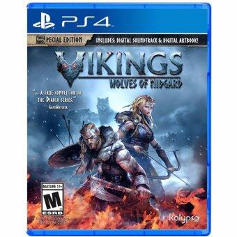 PS4 Viking : Wolves Of Midgard