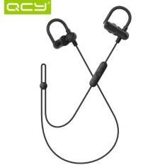 QCY QY11 Bluetooth Headphones Wireless Headset with Mic Sport Earphone Stereo Auriculares Earphones for xiaomi Gaming Headsets - intl