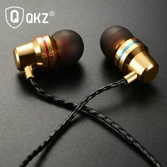 ซื้อ/ขาย QKZ DM1 Pro หูฟังคุณภาพสูง เบสเป็นลูกกระชับ เน้นฟังสบาย สายถักกันน้ำ ของแท้ 100% (with mic)