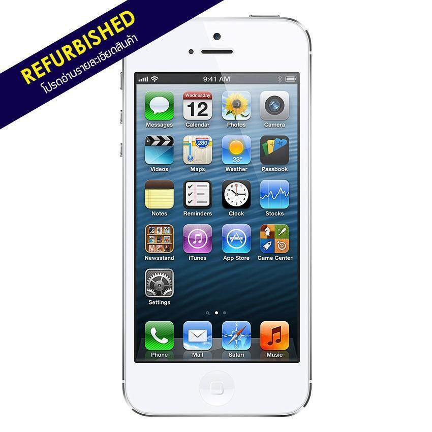 REFURBISHED Apple iPhone 5 16GB (White)
