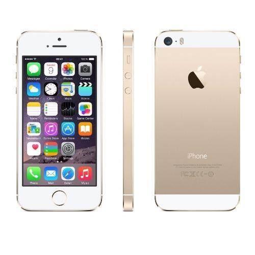 (REFURBISHED)IPHONE 5S 16GB (Gold)