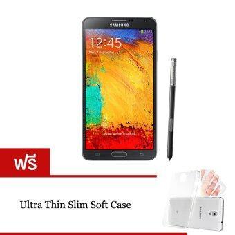 REFURBISHED Samsung Galaxy Note 3 4G LTE 16GB (Black) Free Ultra thin Soft Case