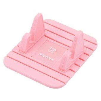 Remax FAIRY Phone Holder แท่นวางโทรศัพท์ในรถ - สีชมพู
