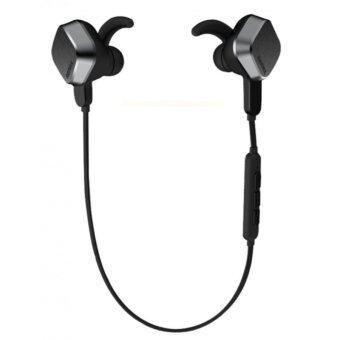 Riche Bluetooth Headset 4.1 หูฟังไร้สาย หูฟัง บลูทูธ ไร้สาย รุ่น RM-S2 (สีดำ)
